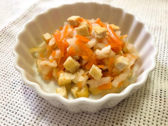 煮物 切り干し 冷凍 大根 切り干し大根の煮物のレシピ/作り方:白ごはん.com